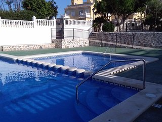 Spacious house in the center of Puerto Marino with Parking, Washing machine, Air
