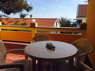 Spacious apartment close to the center of Vir with Parking, Internet, Washing ma