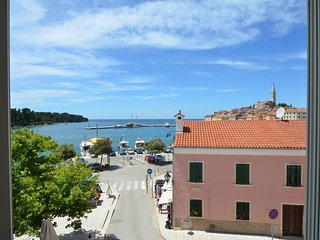 Spacious aparthotel in the center of Rovinj with Internet, Air conditioning