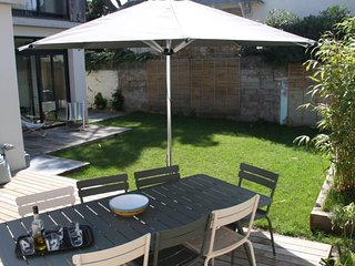 Spacious house in the center of La Baule-Escoublac with Parking, Internet, Washi
