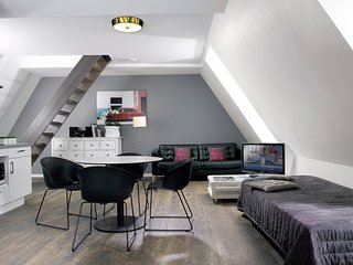 Cozy apartment in the center of Strasbourg with Washing machine, Air conditionin