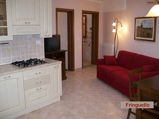 Spacious apartment in Monteverdi Marittimo with Parking, Internet, Washing machi