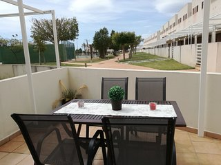 Cozy apartment in Sant Jordi with Parking, Washing machine, Air conditioning, Po