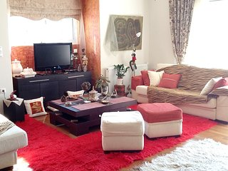 Spacious house in Anavyssos with Parking, Internet, Washing machine, Balcony