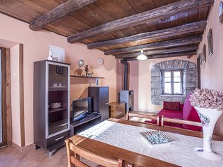 Cozy apartment in the center of Gračišće with Parking, Internet, Washing machine