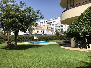 Cozy apartment right near the 'Playa de Santa Amalia' in Fuengirola with Lift, I