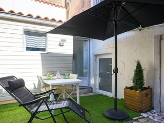 Cosy studio in the center of Les Sables-d'Olonne with Internet