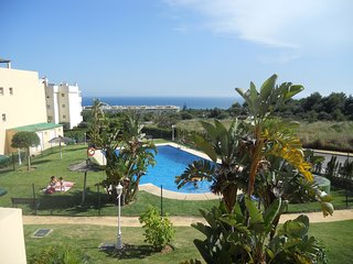 Spacious apartment in Mijas with Parking, Internet, Washing machine, Pool