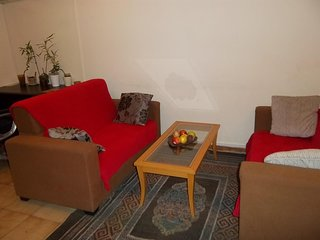 Spacious apartment close to the center of Larnaca with Lift, Parking, Internet,
