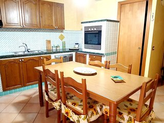 Spacious apartment in Pisciotta with Parking, Washing machine, Balcony