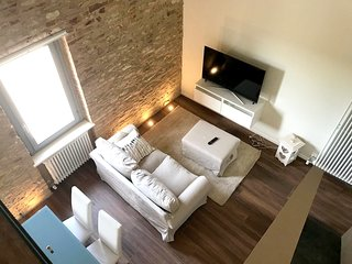 Spacious apartment in Perugia with Parking, Internet, Washing machine, Air condi