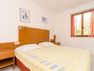 Cosy studio in Soline with Parking, Internet, Balcony