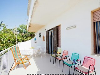 Spacious house in Alcamo with Parking, Internet, Washing machine, Balcony