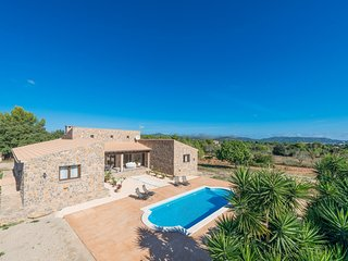 Spacious villa in Artà with Parking, Internet, Washing machine, Pool