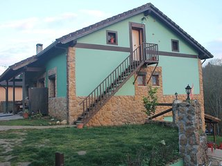 Cozy apartment in Piloña with Parking, Internet, Washing machine, Terrace