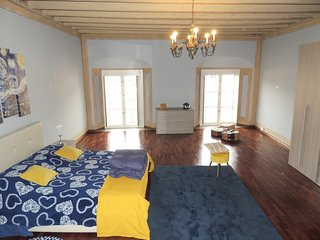 Spacious apartment in the center of Brescia with Parking, Internet, Washing mach