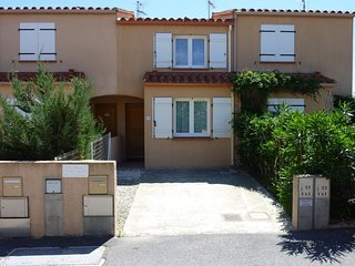 Cozy house close to the center of Argeles-sur-Mer with Parking, Washing machine,