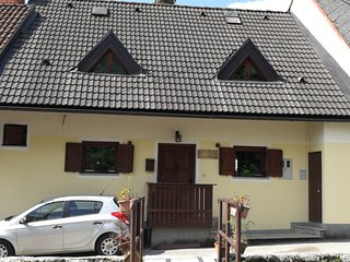 Spacious apartment in the center of Bovec with Internet, Terrace