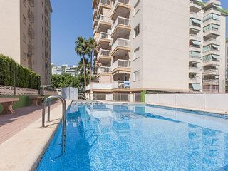 Spacious apartment in the center of Grau i Platja with Lift, Washing machine, Po
