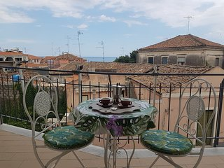 Spacious apartment in Acireale with Parking, Internet, Washing machine, Air cond