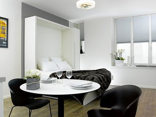 Cosy studio in the center of Strasbourg with Internet, Washing machine