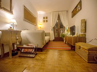 Spacious apartment in the center of Ronda with Parking, Internet, Air conditioni