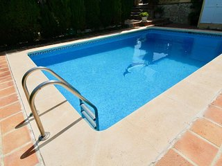 Spacious house in Las Lagunas de Mijas with Parking, Internet, Washing machine,