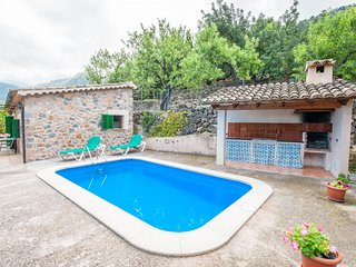 Cozy villa in Sóller with Washing machine, Air conditioning, Pool, Terrace