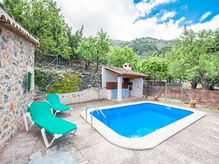 Cozy villa in Soller with Washing machine, Air conditioning, Pool, Terrace