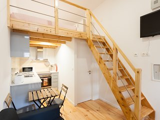 Cosy studio in the center of Lisbon with Internet