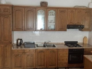 Spacious apartment in the center of Kaštel Novi with Parking, Internet, Air cond