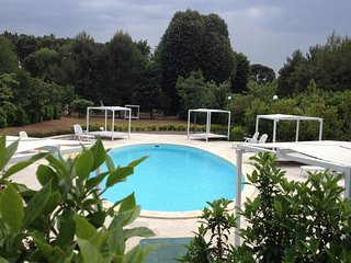 Spacious villa in Selva di Fasano with Parking, Internet, Washing machine, Pool
