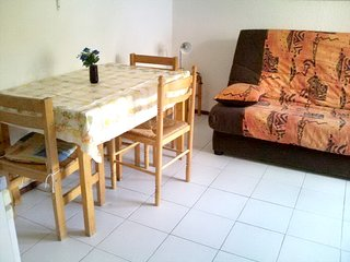 Cosy studio close to the center of Venosc with Parking, Balcony