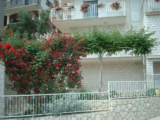Spacious apartment in the center of Seget Donji with Parking, Internet, Air cond