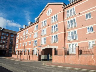 Quiet City Centre Flat 18 near Quayside - Free Parking