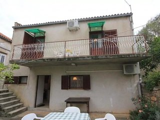 Cozy apartment in the center of Vis with Air conditioning, Balcony, Terrace