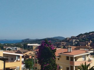 Spacious apartment in Villasimius with Parking, Internet, Washing machine, Terra