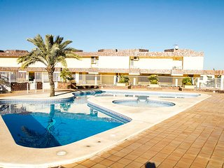 Spacious apartment in the center of La Manga with Parking, Internet, Washing mac
