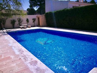 Spacious villa in Cuenca with Parking, Internet, Washing machine, Air conditioni