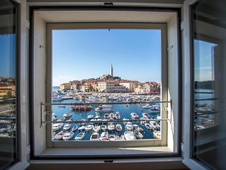 Spacious apartment in the center of Rovinj with Internet, Air conditioning, Balc
