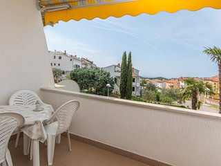 Spacious apartment in the center of Vrsar with Parking, Internet, Air conditioni