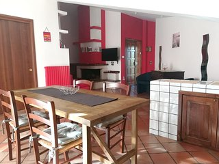 Spacious apartment in Cosenza with Parking, Washing machine, Balcony