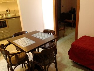 Cozy apartment in the center of Pizzo with Parking