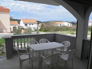 Cozy apartment in Stara Novalja with Parking, Internet, Air conditioning, Garden