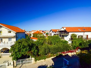 Spacious apartment in the center of Vodice with Parking, Internet, Air condition