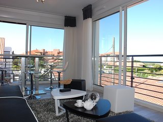 Spacious apartment in Hossegor with Parking, Internet, Washing machine, Balcony