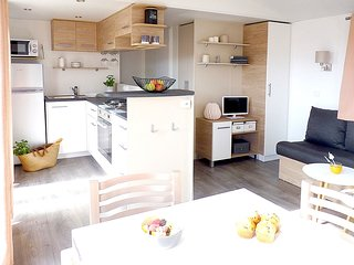 Cozy apartment in Pont-Aven with Parking, Washing machine, Pool, Terrace
