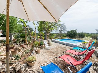 Spacious villa in Inca with Parking, Internet, Washing machine, Pool