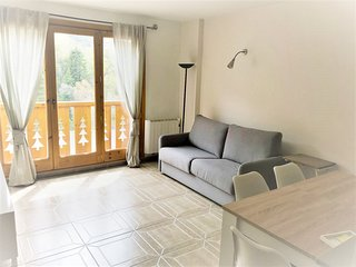 Cozy apartment in Canillo with Lift, Parking, Internet, Washing machine