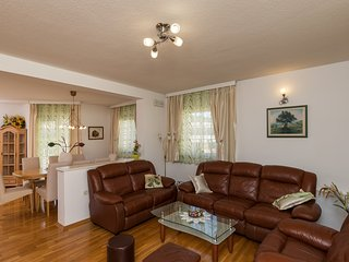 Spacious apartment in the center of Zvekovica with Parking, Internet, Air condit